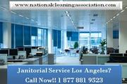 NCA Janitorial service Los Angeles